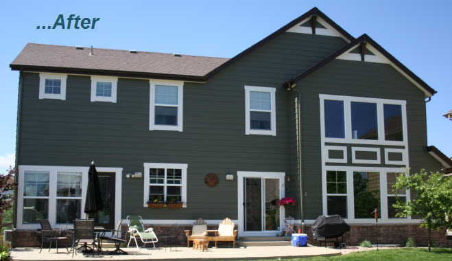 Exterior Home Painting Projects In Parker Greg The Painter