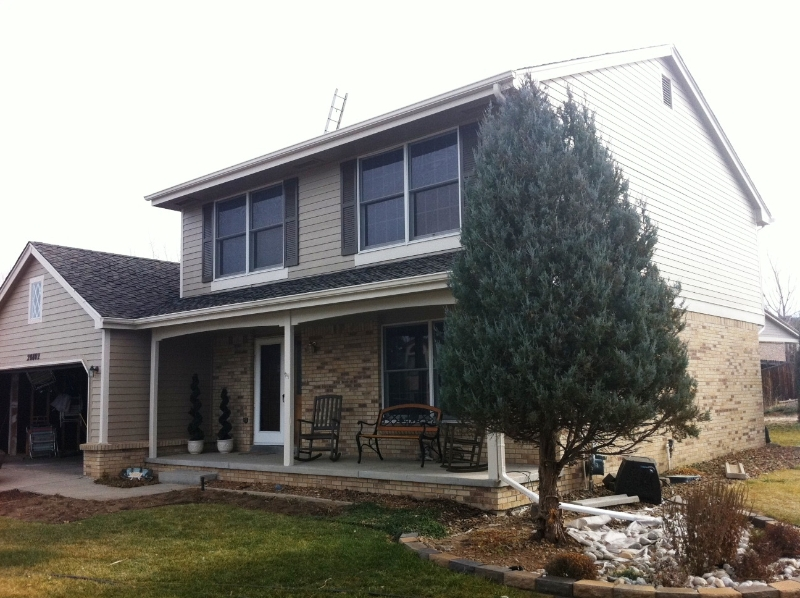 Testimonial from rowley downs in parker colorado - Colorado springs exterior house painting paint ...