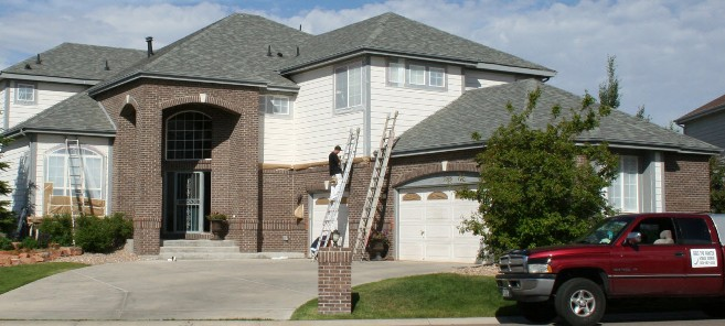 The Best Interior Exterior House Painter in Parker Greg the Painter